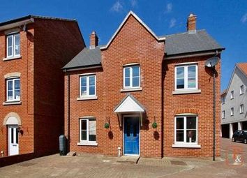 Thumbnail 4 bed detached house for sale in Fulham Way, Ipswich
