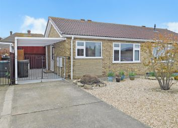 Thumbnail 2 bed semi-detached bungalow for sale in Martin Way, Skegness