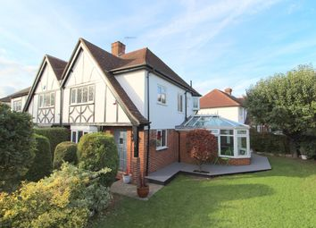 Thumbnail 3 bed semi-detached house for sale in Village Way, Ashford