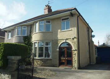 Thumbnail 3 bed semi-detached house for sale in Lichfield Avenue, Bare, Morecambe