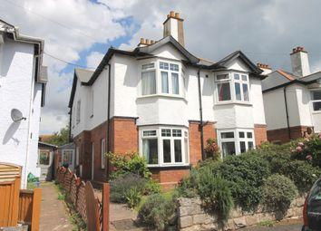 3 bed semi-detached house to rent in Greenway Lane, Budleigh Salterton, Devon EX9