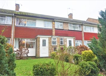 Thumbnail 3 bed terraced house for sale in Herongate Road, Cheshunt