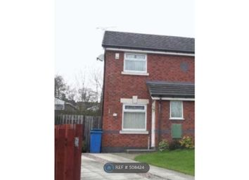Thumbnail 2 bedroom semi-detached house to rent in Moss Valley Road, Wrexham
