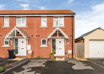 Thumbnail 2 bed end terrace house for sale in Cranbrook, Exeter, Devon
