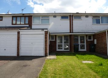 Thumbnail 3 bed terraced house to rent in Blandford Drive, Coventry