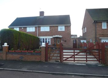 Thumbnail 3 bedroom semi-detached house for sale in Chilcote Close, Hall Green, Birmingham