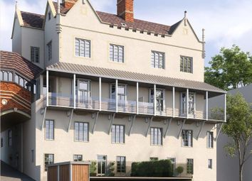 Thumbnail 2 bed terraced house for sale in Holyrood House, Wells Road, Malvern, Worcestershire