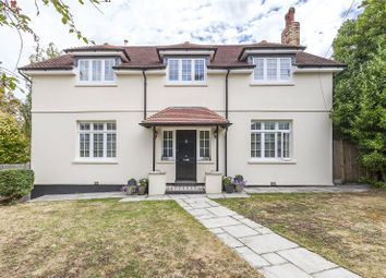 Thumbnail 5 bed detached house for sale in Belmont Grove, London