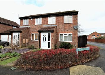Thumbnail 2 bed semi-detached house for sale in Glaisdale, Thatcham