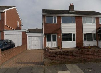 Thumbnail 3 bed semi-detached house to rent in Ness Way, Carlisle, Carlisle