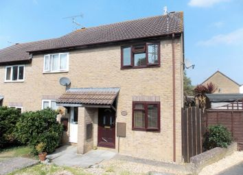 Thumbnail 2 bed end terrace house for sale in Reedling Close, Weymouth