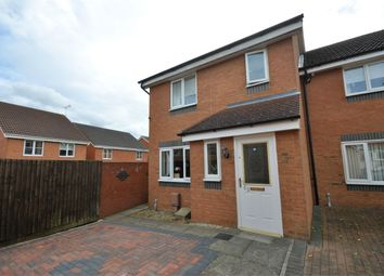 Thumbnail 3 bed semi-detached house for sale in Violet Close, Oakley Vale, Corby, Northants