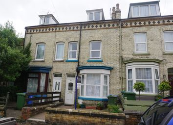 Thumbnail 4 bed terraced house for sale in Gladstone Street, Scarborough
