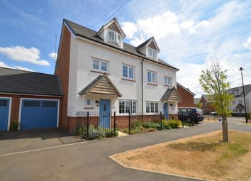 Thumbnail 4 bed semi-detached house to rent in Manor Road, Barton Seagrave, Kettering