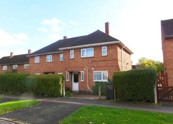 Thumbnail 3 bed semi-detached house to rent in Sharpley Road, Loughborough, Leicestershire