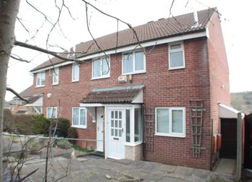 Thumbnail 2 bed end terrace house to rent in Peart Drive, Bishopsworth, Bristol
