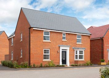 "4 bed detached house for sale in ""Layton"" at Kilby Road, Fleckney, Leicester LE8"