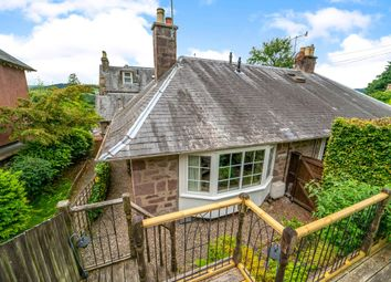 Thumbnail 2 bed semi-detached bungalow for sale in Gwydyr Road, Crieff