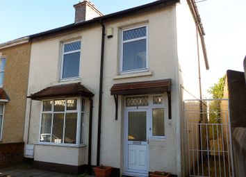 Thumbnail 3 bed end terrace house for sale in Abbey Mead, Carmarthen, Carmarthenshire.
