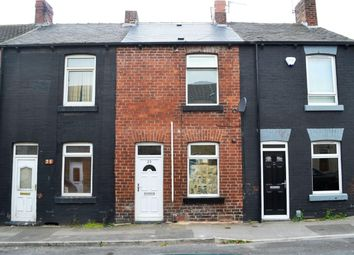 Thumbnail 2 bed terraced house for sale in Parker Street, Barnsley, South Yorkshire
