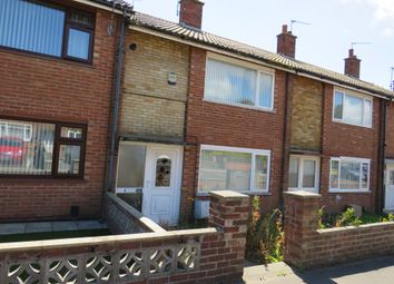 Thumbnail 2 bed terraced house for sale in Brasenose Avenue, Gorleston, Great Yarmouth