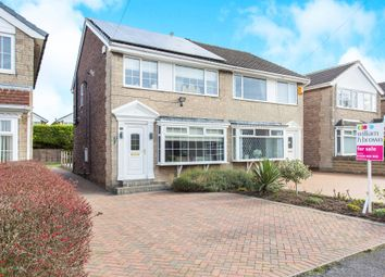 Thumbnail 3 bed semi-detached house for sale in Beverley Drive, Dewsbury