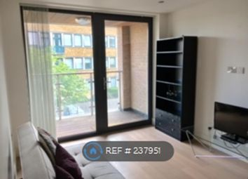 Thumbnail 1 bed flat to rent in Minton Court, London