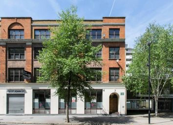 Thumbnail 3 bed flat for sale in St John Street, London
