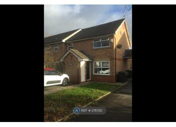 Thumbnail 1 bed terraced house to rent in Scaife Road, Bromsgrove
