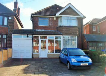 Thumbnail 3 bed detached house to rent in Peakhouse Road, Great Barr