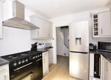 Thumbnail 3 bed end terrace house for sale in Pickwick Crescent, Rochester, Kent
