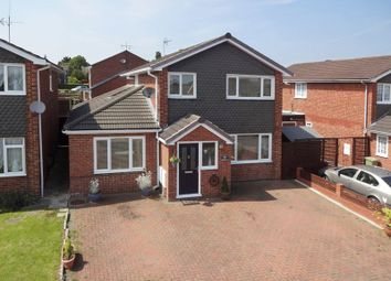 Thumbnail 5 bed detached house for sale in Aberdeen Close, Bletchley, Milton Keynes