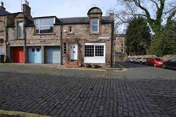 Thumbnail 2 bedroom end terrace house to rent in Dean Park Mews, Edinburgh Available Now