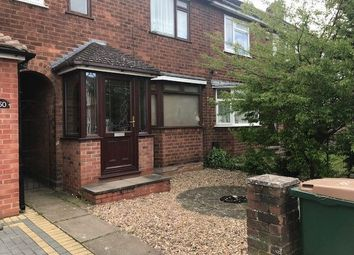 3 bed terraced house to rent in Silksby Street, Coventry CV3