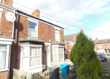 Thumbnail 3 bed terraced house for sale in Brooklyn Terrace, Kingston Upon Hull