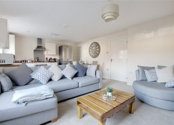 Thumbnail 2 bed flat for sale in Collingwood Crescent, Swindon, Wiltshire