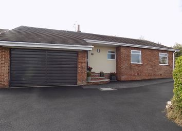 Thumbnail 3 bed detached bungalow for sale in The Willows, Hulland Ward