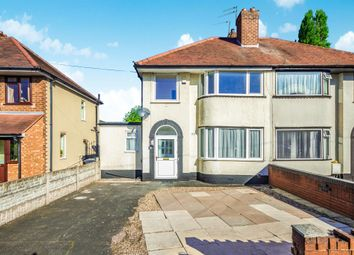 Thumbnail 3 bed semi-detached house for sale in Probert Road, Oxley, Wolverhampton