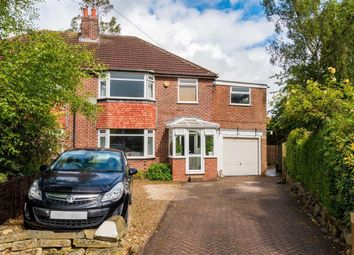 Thumbnail 5 bed semi-detached house for sale in Moseley Wood View, Cookridge