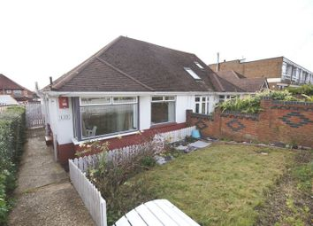 Thumbnail 2 bedroom semi-detached bungalow for sale in Newbolt Road, Cosham, Portsmouth