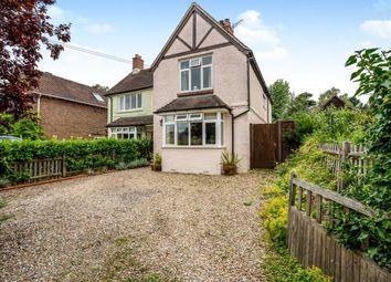 Thumbnail 3 bed semi-detached house for sale in Carron Lane, Midhurst, West Sussex