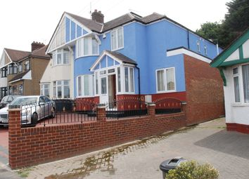 Thumbnail 6 bed semi-detached house for sale in Clay Hall Avenue, Ilford