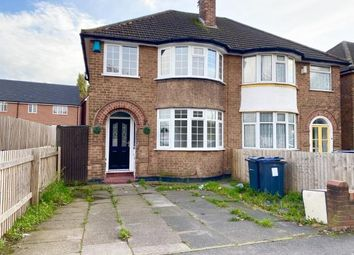 Thumbnail 3 bed semi-detached house for sale in Bromford Road, Birmingham, West Midlands