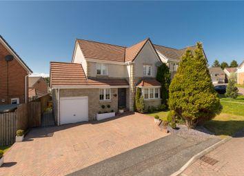 Thumbnail 4 bed detached house for sale in Buchanan Crescent, Livingston, West Lothian