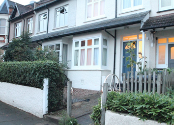 Thumbnail 3 bed terraced house to rent in Parkhurst Road, London