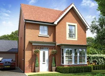 "Thumbnail 3 bedroom detached house for sale in ""Colchester"" at Tenth Avenue, Morpeth"