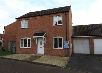 Thumbnail 3 bed detached house to rent in Coppice Way, Bourne
