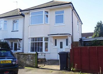 Thumbnail 3 bed property for sale in Cyril Road, Bournemouth, Dorset