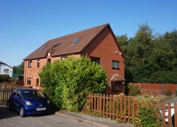 Thumbnail 5 bed semi-detached house for sale in St Teilos Close, Pontllanfraith, Blackwood