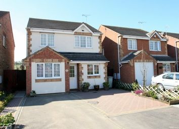 Thumbnail 3 bed detached house for sale in Irwell Close, Oakham, Rutland